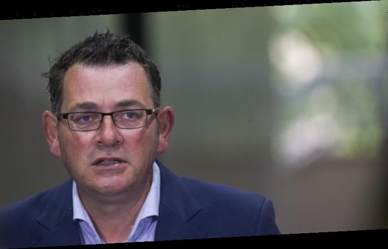 Premier Andrews 'up and about' after fall but surgery still being considered
