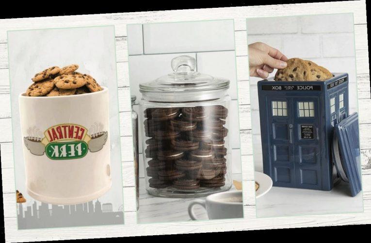The 5 Best Cookie Jars