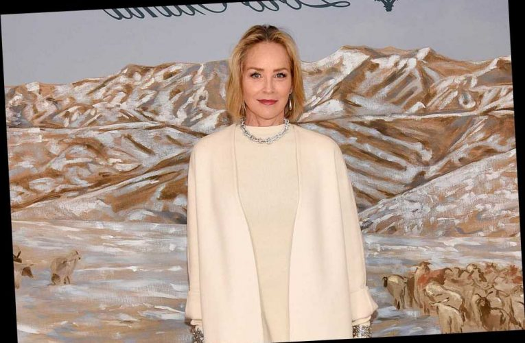 Who is Sharon Stone married to?