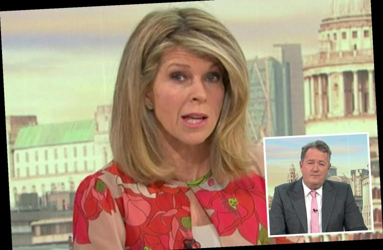 Kate Garraway stands by Piers Morgan as she praises 'passionate' host and says GMB will be 'different' from now on