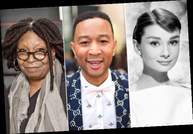 All 16 EGOT Winners, From Audrey Hepburn to Alan Menken (Photos)