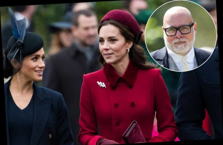 Kate Middleton's uncle 'doesn't believe' she made Meghan Markle cry