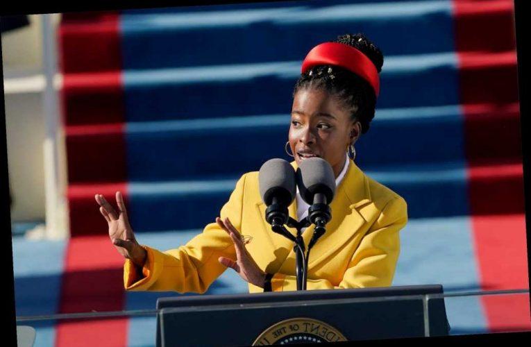 Inaugural poet Amanda Gorman says she was racially profiled by security guard