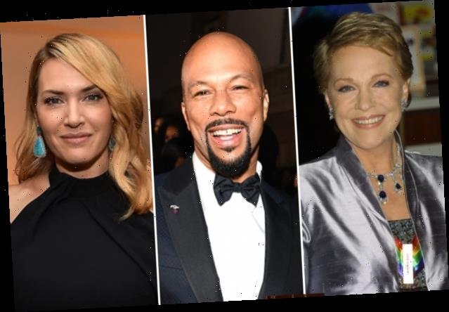 29 Stars Who Need Only a Tony to EGOT, From Julie Andrews to Kate Winslet (Photos)