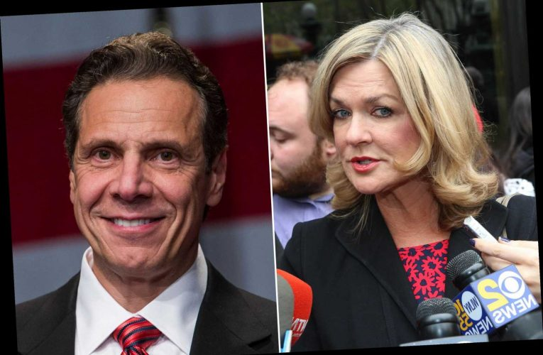 Cuomo accuser Karen Hinton says he was 'aroused' when he hugged her