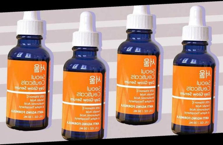 This $15 Vitamin C Serum Is a 'Hidden Miracle' for Deep Wrinkles, Acne Scars, and Melasma