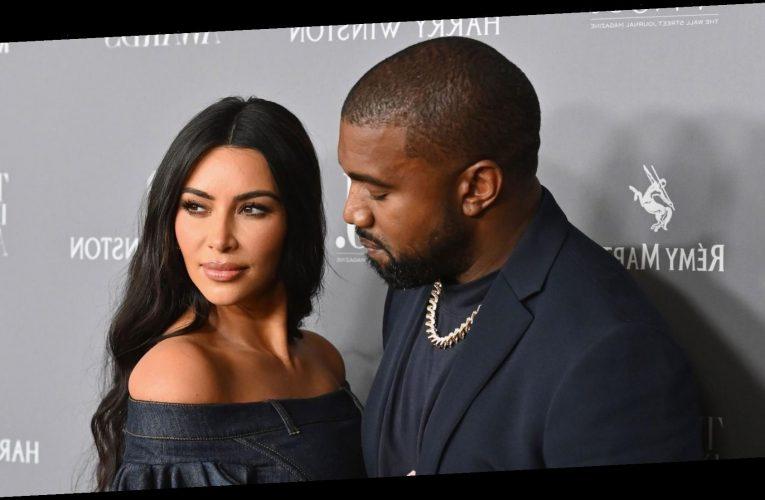"Kanye West Is Still Not Talking ""Directly"" to Kim Kardashian"