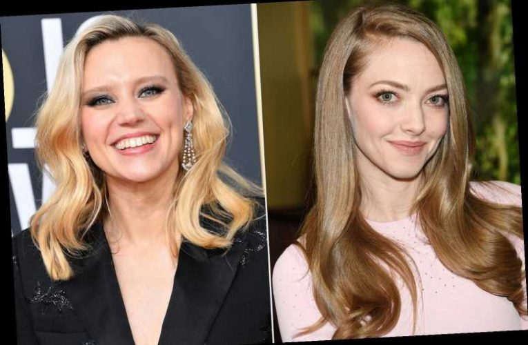 Amanda Seyfried Takes over for Kate McKinnon in Hulu's Elizabeth Holmes Drama