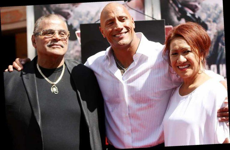Dwayne Johnson Dedicates Hollywood Critics Association Award to Late Father in Emotional Tribute