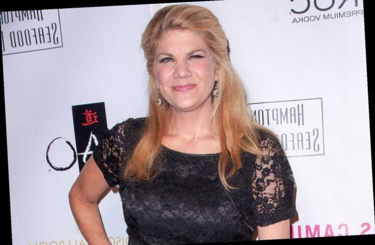 Kristen Johnston Says She 'Married' Drugs After 3rd Rock from the Sun Ended, Calls Addiction 'Very Abusive'