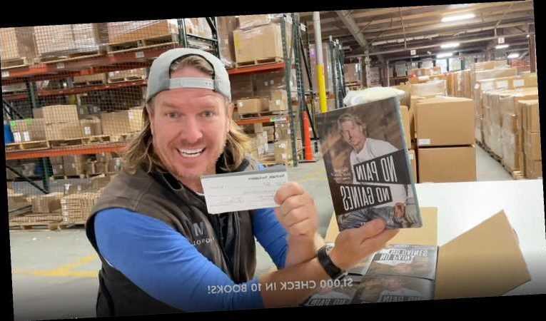 Chip Gaines Is Putting $1,000 Checks in Some Copies of His Upcoming MemoirNo Pain, No Gaines