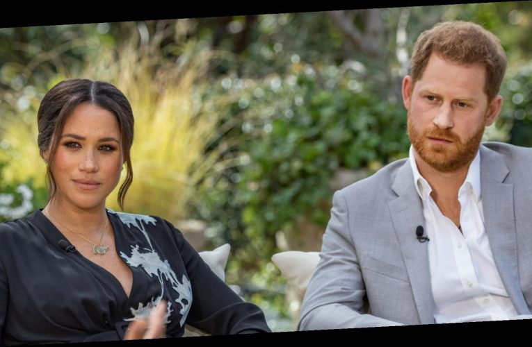 Harry And Meghan Reveal How Megxit Really Went Down