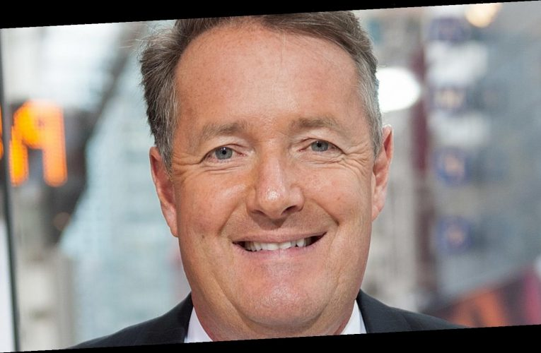 Piers Morgan Is Thrilled With The Last Day At His Former Job. Here's Why
