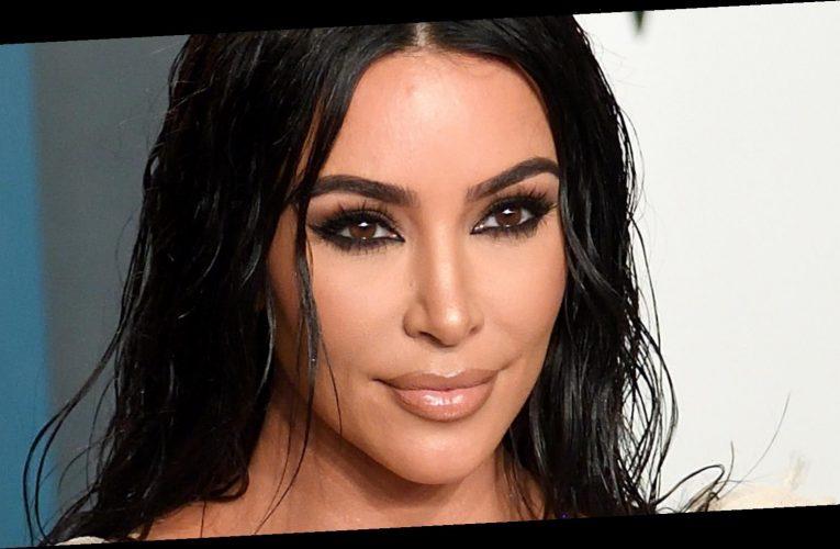 Kim Kardashian's Birthstone Grill Is Worth A Shocking Amount
