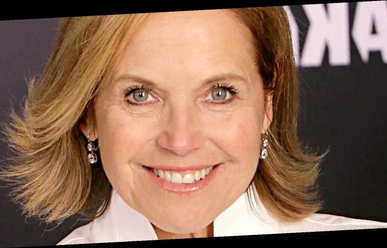 Katie Couric Opens Up About Being 'Neurotic' About Her Body Image