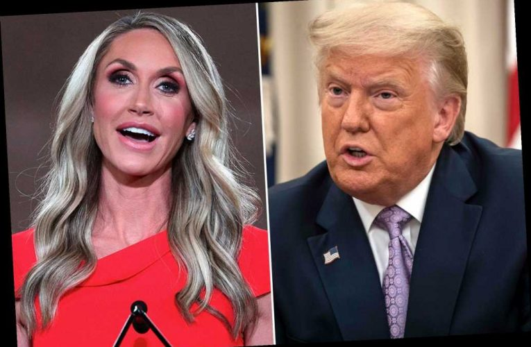 Facebook removes Donald Trump's interview with daughter-in-law Lara
