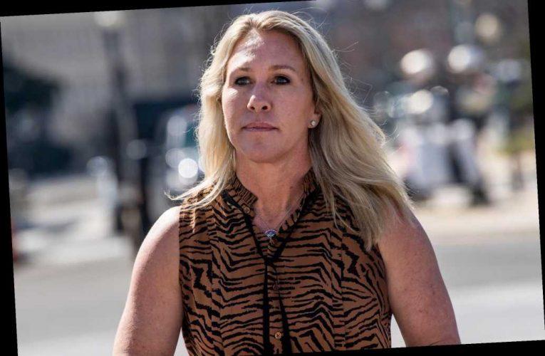 Twitter admits Marjorie Taylor Greene's suspension was made 'in error'