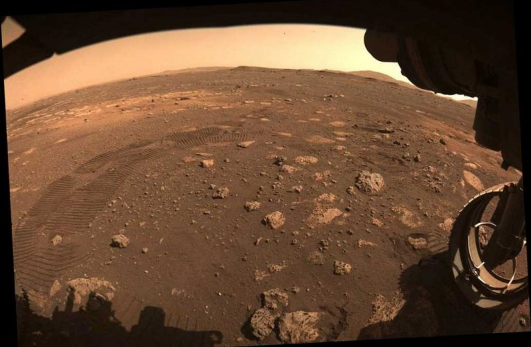 NASA releases audio recordings of first wind sounds on Mars