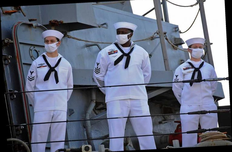 Navy training reportedly condones Black Lives Matter advocacy at work