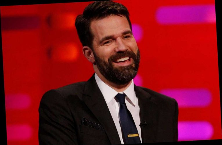 Who is Deadpool star Rob Delaney and what happened to his son? – The Sun