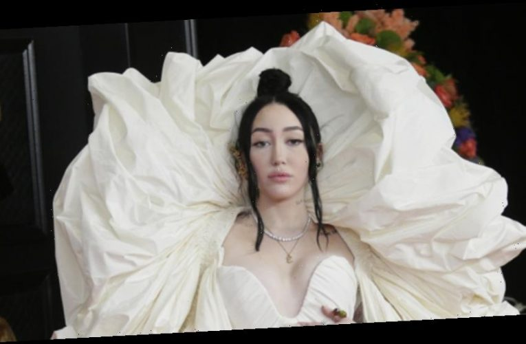Noah Cyrus Reveals the Reason Behind Her 'Heavenly Dress' at the 2021 Grammys