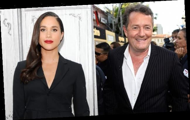 Meghan Markle: Did She Get Piers Morgan Fired?!