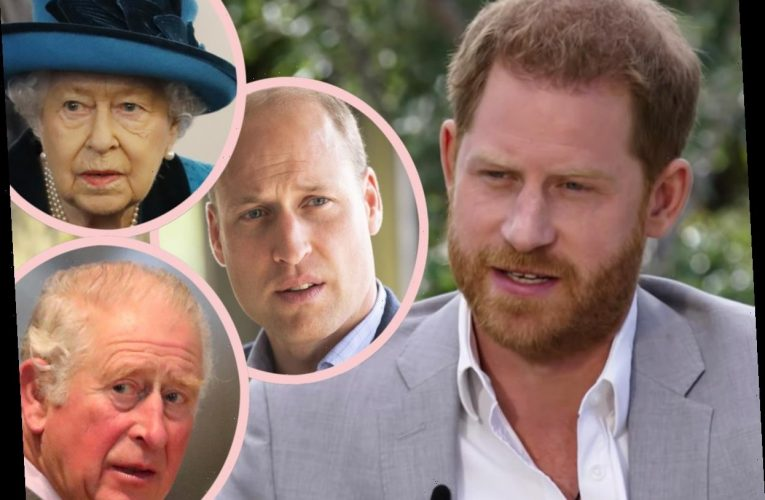 Prince Harry Reveals Where He Stands With His Family Members Following Megxit!