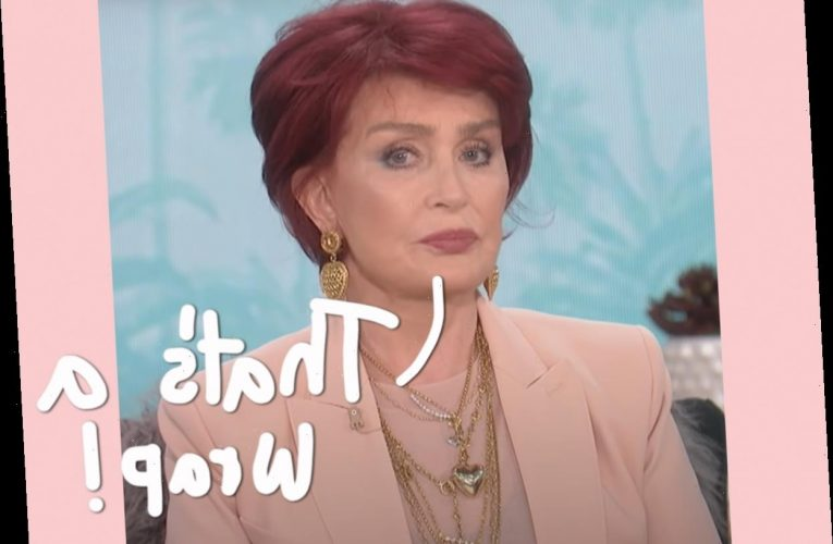 Sharon Osbourne LEAVES The Talk Following Racism Controversy! Read Their Statement!