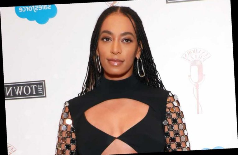 Solange: I was 'fighting for my life' making 'When I Get Home'