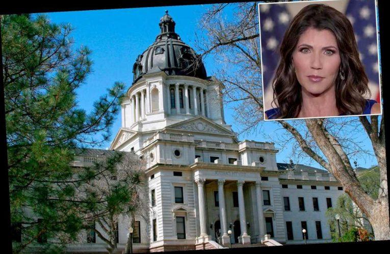 South Dakota passes bill banning transgender athletes in women's and girls' sport