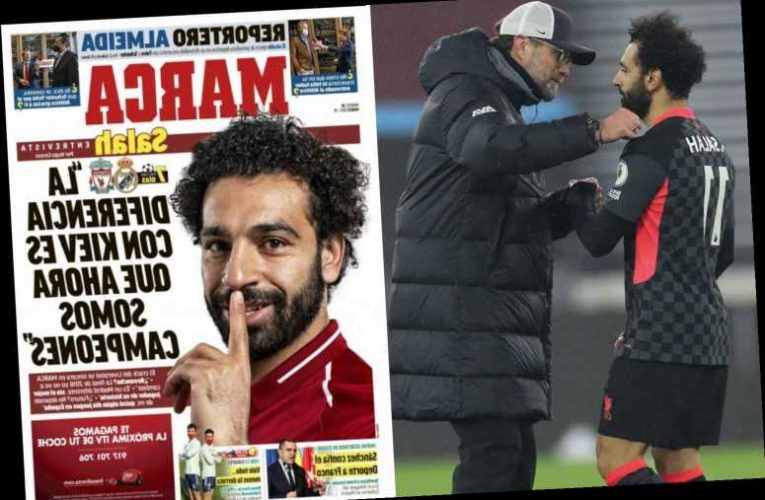 Mo Salah open to Liverpool transfer exit to Spain amid Real Madrid links as he describes Klopp relationship as 'normal'