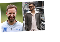 Gareth Southgate teases Calvert-Lewin over his 'dodgy' dress sense but insists England star is 'fun to be around'
