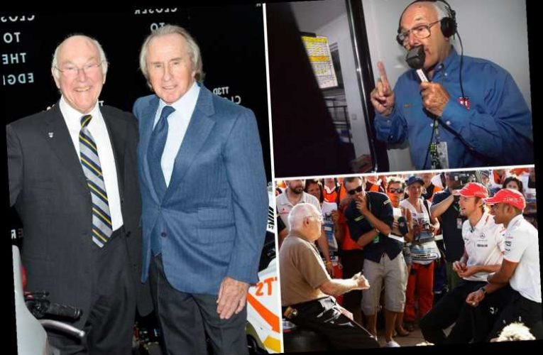 Murray Walker's energy and enthusiasm lit up living rooms on Sundays and his famous 'Murrayisms' will live on forever