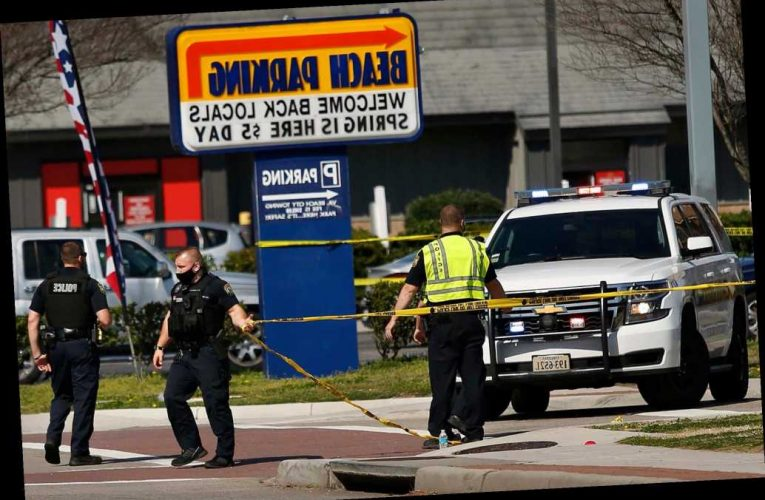 Three charged in Virginia Beach shooting that wounded 8