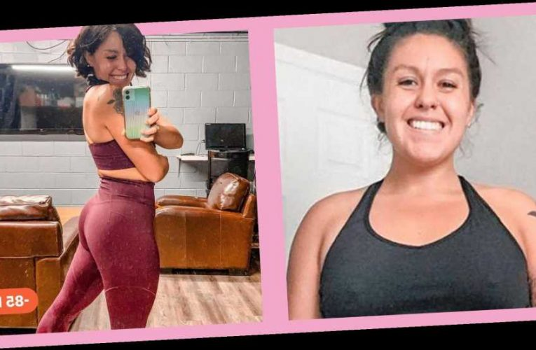 'By Doing Tone It Up Workouts And Meal Prepping, I Lost 85 Pounds And Became A Fitness Instructor'