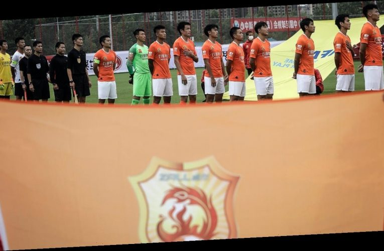 Wuhan soccer team prepares for another season in isolation