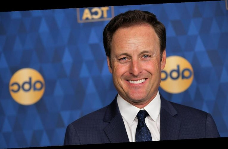 Chris Harrison says he plans to host 'Bachelor' franchise again in first interview since stepping aside