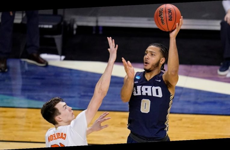 Oral Roberts stuns NCAA Men's Basketball Tournament opponents, captures national attention