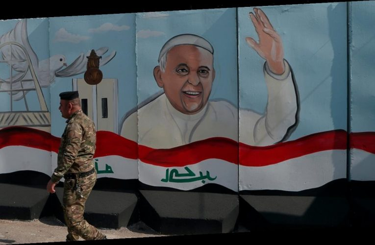 Pope Francis' planned Iraq trip sparks security, health fears