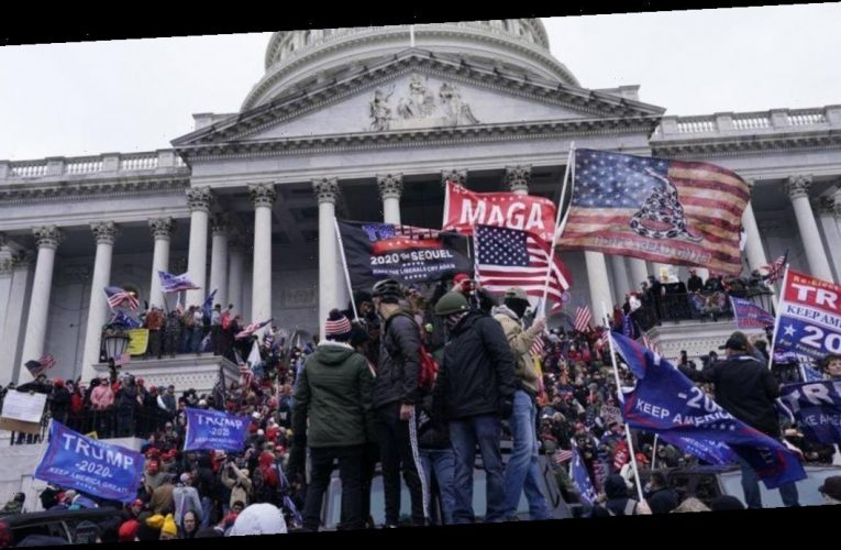 """Over 300 charged from more than 40 states: What we know about the """"unprecedented"""" Capitol riot arrests"""