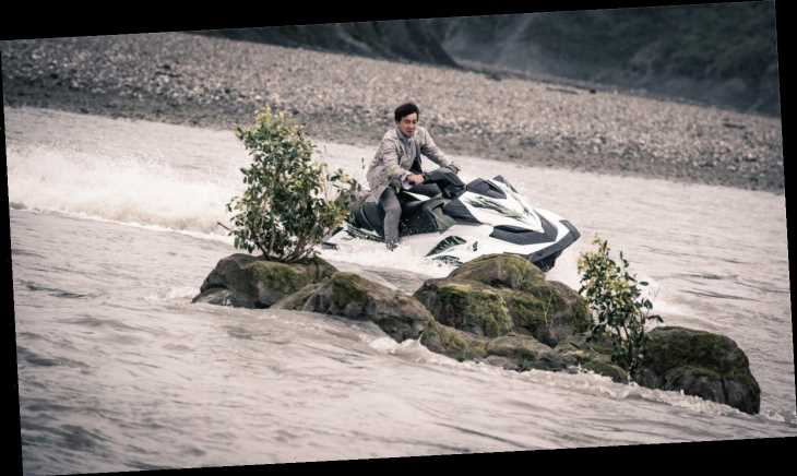 'Scared me to death': Watch Jackie Chan's 'Vanguard' Jet Ski stun that went perilously wrong