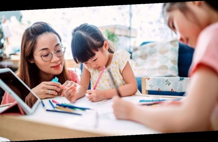 2 former teachers share 4 quick tips to combat pandemic homework stress