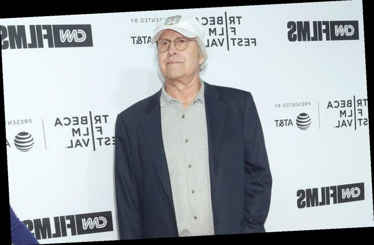 Chevy Chase Recovering After Hospitalized With Heart Issue