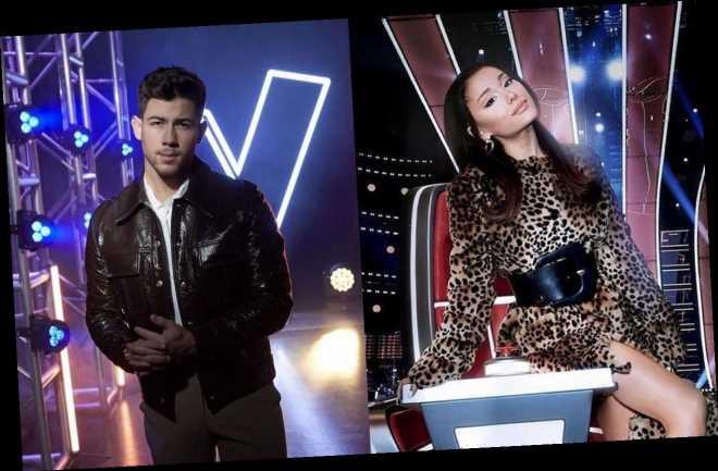 Ariana Grande Joins 'The Voice' Season 21 to Replace Nick Jonas