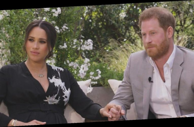 White House Reacts to Meghan Markle & Prince Harry's Oprah Interview
