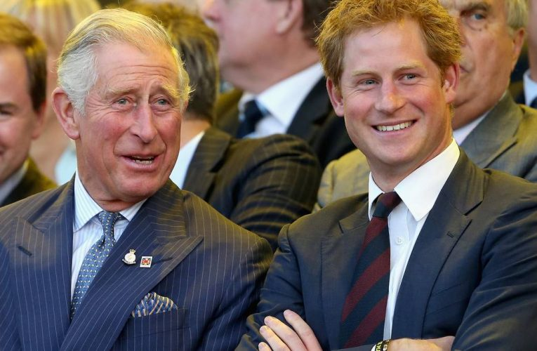 Prince Charles was allegedly 'fed up' with Prince Harry's calls asking for money