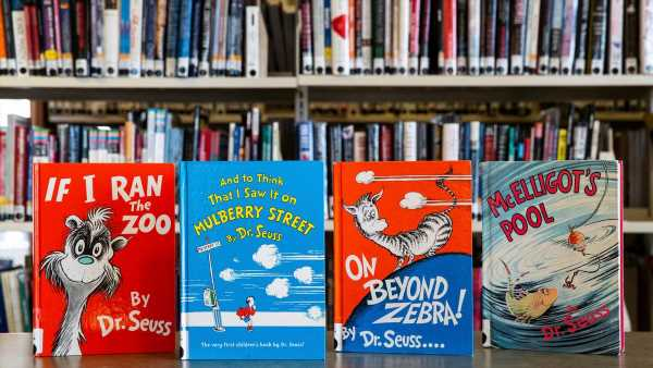 'Cancel culture' controversy erupts after Dr Seuss books pulled