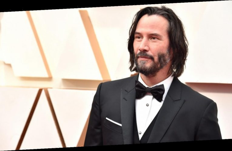 Keanu Reeves to Star In and Produce Film Based on His Comic Book