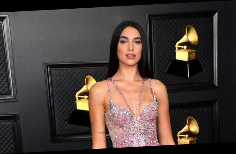 Dua Lipa on the 'Symbolism' Behind Her 2021 GRAMMYs Look