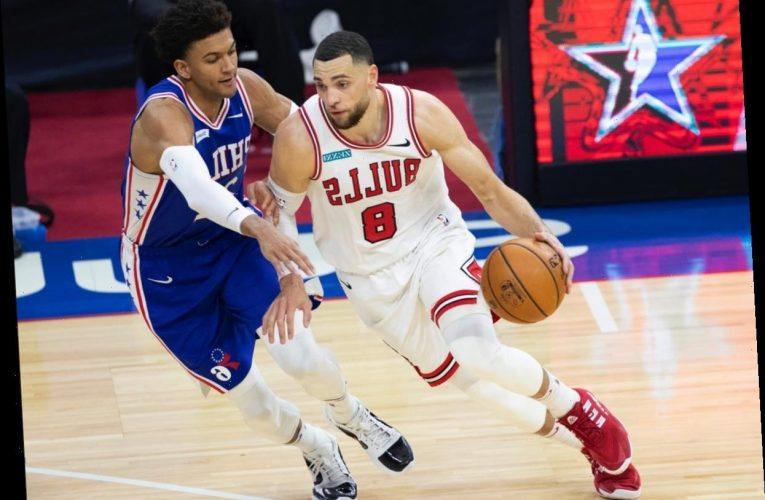 Zach LaVine: Career-best NBA season crowned with All-Star debut